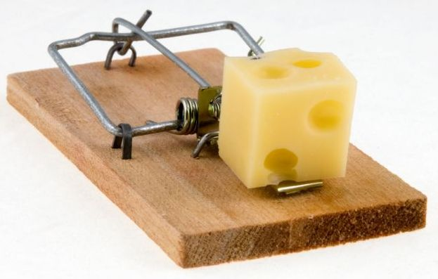 The Better Mouse Trap Myth